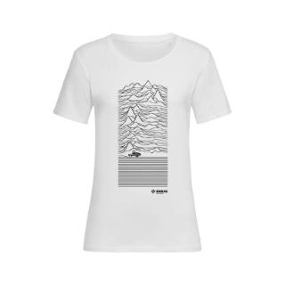 Bild von Line-Art Shirt Damen