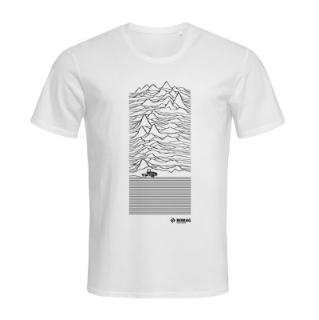 Bild von Line-Art Shirt Herren